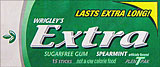 Wrigley's Extra