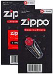 Zippo Flints & Wicks