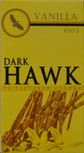 Dark Hawk Filtered Little Cigars - Vanilla 100 Box