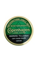 COPENHAGEN LONG CUT WINTERGREEN 5CT