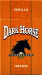 Dark Horse Vanilla 100 Box Little Cigars