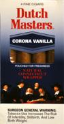 DUTCH MASTERS CORONA VANILLA 5/4PKS