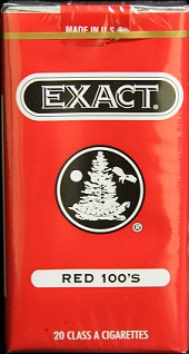 EXACT FULL FLAVOR RED 100