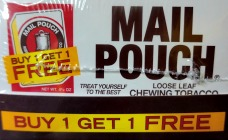 MAIL POUCH CHEWING TOBACCO 12 COUNT - PROMOTIONAL BOX B1G1F