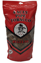 4 ACES PIPE TOBACCO 16OZ BAG
