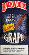 BACKWOODS GRAPE (6 PACKS OF 8 CIGARS)