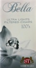 Bella Filtered Little Cigars - Ultra Lights 100 Box