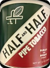 HALF AND HALF PIPE TOBACCO 12OZ