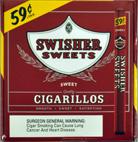 SWISHER SWEETS CIGARILLOS FOIL  60CT BONUS BOX