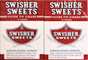 SWISHER SWEETS FILTERED TIP CIGARS 16CT