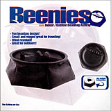 Beanbag Ashtray - Black
