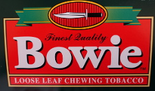 BOWIE CHEWING TOBACCO 12CT BOX