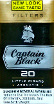 CAPTAIN BLACK FILTERS LITTLE CIGARS