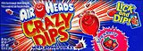 Air Heads Crazy Dips Strawberry With Power Rocks 30/.42oz packs