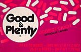 Good & Plenty Licorice Candy 24CT Box