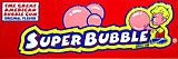 Super Bubble Original Flavor Bubble Gum 340ct.