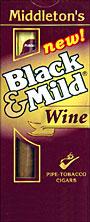 """BLACK & MILD """"WINE"""" CIGARS 10/5PKS"""