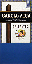 GARCIA Y VEGA GALLANTES 5 6/PKS