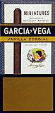 GARCIA Y VEGA MINIATURES VANILLA CORDIAL 10 5/PKS