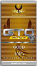 GTO Gold Filtered Cigars Box