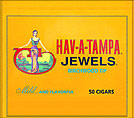 HAV A TAMPA JEWELS MILD 50CT BOX
