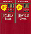 HAV A TAMPA JEWELS SWEET PROMOTIONAL 20/5 PKS