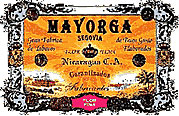 Mayorga Robusto Medium Brown