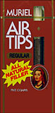 MURIEL AIR TIPS, NATURAL 5/5PKS 