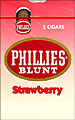 PHILLIES BLUNT STRAWBERRY 10/5PKS