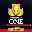 Premium One filter 100 Cherry Little Cigar