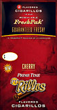 Prime Time Rillos Cherry Cigarillos 10/2pk 