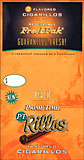 Prime Time Rillos Peach Cigarillos 10/2pk