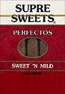 SUPRE SWEETS PERFECTOS - SWEET 'N MILD - 5/5PKS