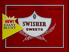 SWISHER SWEETS GIANTS 50CT/BOX
