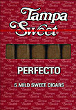 TAMPA SWEET PERFECTO 10/5PKS