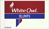 WHITE OWL BLUNTS 50CT BOX 