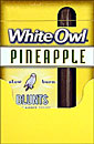 WHITE OWL BLUNTS - PINEAPPLE 5/5PKS 