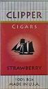 Clipper Strawberry 100 Filtered Little Cigar Box