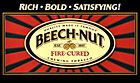 BEECHNUT FIRE-CURED CHEWING TOBACCO 12 COUNT