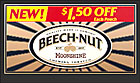 BEECHNUT MOONSHINE CHEWING TOBACCO 12CT