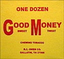GOOD MONEY SWEET TWIST 12CT