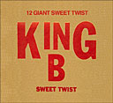 KING B GIANT SWEET TWIST 12CT BOX