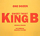 KING B SMALL TWIST 12CT BOX