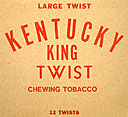 KENTUCKY KING LARGE TWIST 12/CT