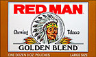 RED MAN GOLDEN BLEND 12 COUNT