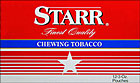 STARR CHEWING TOBACCO 12 COUNT