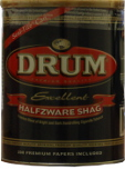 Drum Full Flavor Cigarette Tobacco 5oz Can