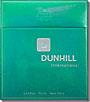 DUNHILL INTERNATIONAL MENTHOL 100 BOX