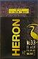 HERON No.33 BLACK LIGHT KING BOX