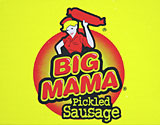 Big Mama Pickled Sausage 12CT Box